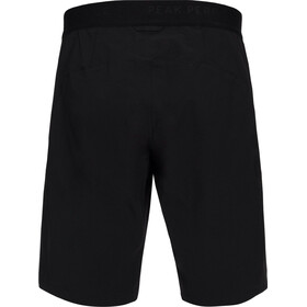 Peak Performance Light Softshell Shorts Men Black